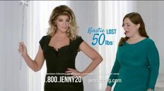 kirstie alley jenny craig commercial 2015 | Jenny Craig TV Commercial, 'Fairy Godmother' Featuring Kirstie Alley ...