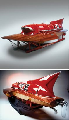 Hobby- I like to take my hydroplane out every once in a while it's something I enjoy doing.