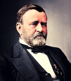 Ulysses Simpson Grant, tên khai sinh Hiram Ulysses Grant, là tướng của quân đội Liên bang miền Bắc trong Nội chiến Hoa Kỳ và là Tổng thống Hoa Kỳ thứ 18.