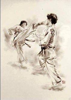 Karate martial arts kyokushinkai masutatsu oyama japanese kick japan martial art shotokankaratediary like and follow for more m4hsunfo