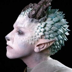 Rain Forest Elf- Special Effects Makeup