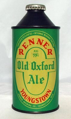 Renner Ale - Steel Canvas  #craftbeer #beer