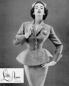 Lilli Ann suit