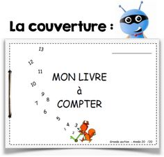 Maternelle Grande Section, French Numbers, Act Math, Teaching French, Preschool Worksheets, Montessori, Acting, Positivity, Petite Section