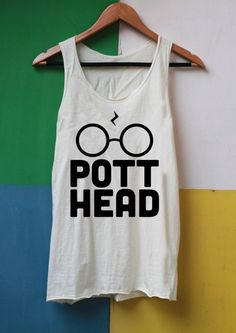 Harry Potter Shirt Tank Top TShirt Top Softly Women – size S M L on Etsy, $14.99
