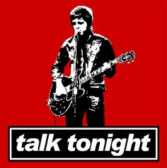 Noel talk tonight