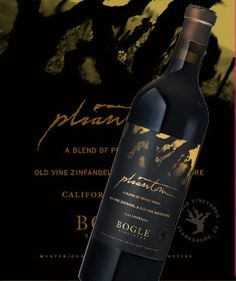 Bogle Phantom Wine a great wine that is available at one of our local grocery stores!