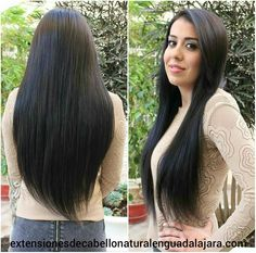 Extensiones de cabello natural...