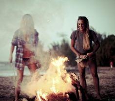 Bonfire outfits