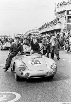 Le-mans 50s - J'ai découvert depuis peu les sports auto en mode vintage et je trouve ça extra, il y a un truc en plus!