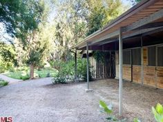 Malibu Ranch Home: Stables