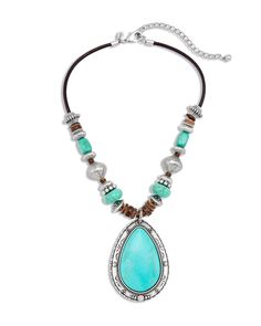 Chico's Women's Savana Short Necklace