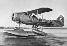 Focke Wulf Fw 62 V2 both prototypes were quite good aircraft