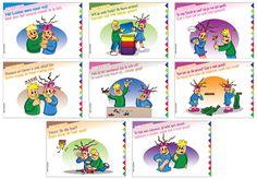 Sociale vaardigheden voor peuters/kleuters t.e.m. lln van het 1ste en 2de leerjaar - Uitgeverij EFD