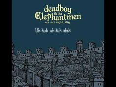 """Lyrics to """"Stop, I'm Already Dead"""" by Deadboy and the Elephantmen from the album """"We Are Night Sky. Music Love, Music Is Life, My Music, In The Flesh, Music Albums, My Chemical Romance, My Favorite Music, Music Publishing, Night Skies"""