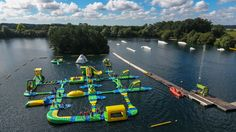 Biggest Sports Park in the UK at New Forest, Hampshire