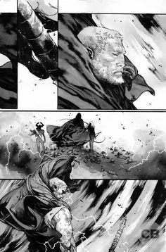 Unworthy Thor #5 Olivier Coipel