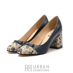 Pantofi eleganti dama din piele naturala - 791-2 Blue Box Marimo, Blue Box, Chunky Heels, Flats, Shoes, Fashion, Boxing, Elegant, Flat Shoes Outfit