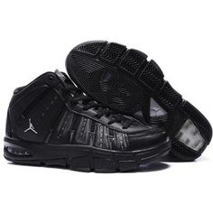 Jordan Melo M7 Carmelo Anthony Shoes All Black Sport Nba Store 52af1f9e2f98