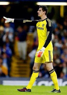 Thibaut Courtois - Chelsea goalkeeper star