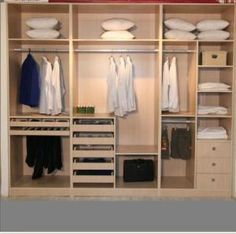 Custom Made Bedroom Wardrobe (ZH-012) on Made-in-China.com