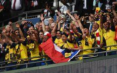 2015 FA Cup Winners