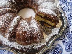Chocolate coconut flour cake