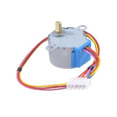 SMAKN 28BYJ485V 4 Phase 5 Wire DC 5V Gear Step Stepper Motor -- Details can be found by clicking on the image. (This is an affiliate link) #CardioTrainingEquipment