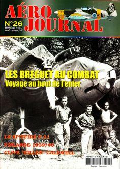 Aéro Journal N°26 - Les Breguet au combat, Spitfire F.21