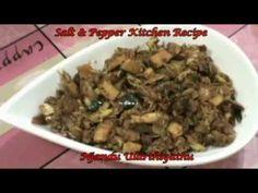 Njandu Ularthiyathu /crab roast kerala style