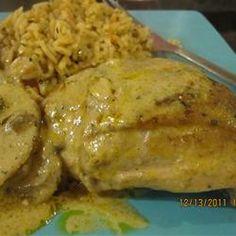 Chicken In Sour Cream Allrecipes.com