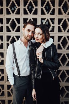 These OKC cuties= most stylish pair of fiancees we have ever seen  | Image by  Rachel Photographs