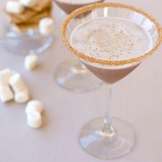 Toasted Marshmallow Cocktail Rim Sugar