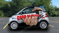 3D Vehicle Wrap Graphic Design - NY/NJ, Cars Vans Trucks