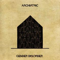 60e107cb36c Αρχιτεκτονικές απεικονίσεις ερμηνεύουν τις ψυχικές παθήσεις