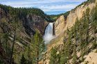 Submitted by /u/Angrytim on Reddit. Yellowstone Lower Falls [4752x3168] [OC]