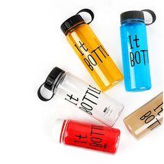 LOCK&LOCK, It BOTTLE BPA-Free Water Bottle