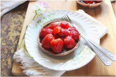 baker in disguise: Dark Chocolate Strawberry Tart With Port Jelly... Baker-in-Disguise Turns One!
