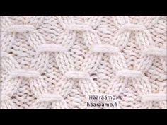 Smokkineule tuo mukavaa vaihtelua villasukan varteen. Kuvio on näyttävä, mutta helppo ja nopea tehdä. Knit Crochet, Crochet Hats, Youtube, Knitting, Fashion, Knitting Hats, Moda, Tricot, Fashion Styles
