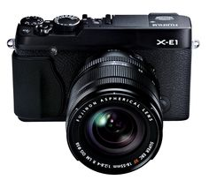 Fujifilm X-E1: Review