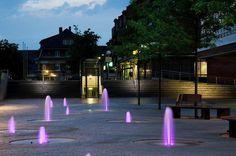 Beleuchtungsplanung für die Stadt Emsdetten