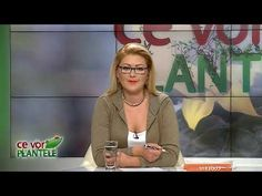 ce vor plantele cristina ghibu 2018 12 06 partea2 - YouTube Science And Technology, Youtube, Youtube Movies