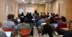 Curso sobre #Git en #AxpeConsulting para empleados de la empresa. #Formacion #AxpeBlog #Tecnologia