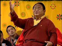 Sogyal Rinpoche's theaching in Bhutan pt4