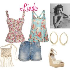 Linda Christian by connie-collier-cain on Polyvore