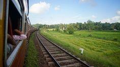 Train au Sri Lanka http://noobvoyage.fr/aventures/top-sri-lanka/