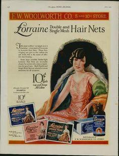 Lorraine Hair Nets