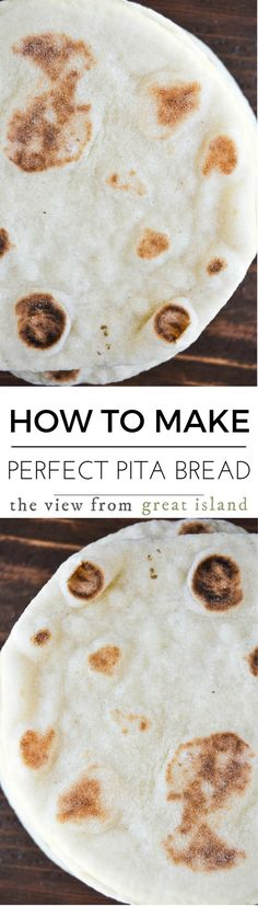 How to Make Perfect Pita Bread Every Time, it's easier than you think, and you'll never go back to the stuff in bags again, guaranteed! #BREAD #PITABREAD #EASYBREAD #YEAST #FLATBREAD #LAFFA #BESTPITABREADRECIPE #EASYPITABREAD #PITABREADRECIPE #RECIPE #HOMEMADEPITABREAD #HOWTOMAKEPITABREAD #MIDDLEEASTERN #LEBANESE #ISRAELI