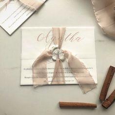 Very romantic invitation suite. Pocket Invitation, Invitation Envelopes, Floral Invitation, Invitation Suite, Simple Wedding Invitations, Elegant Invitations, Wedding Stationary, Custom Invitations, Black Envelopes
