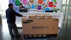 "#Samsung Smart TV podría ""chivatearte"""